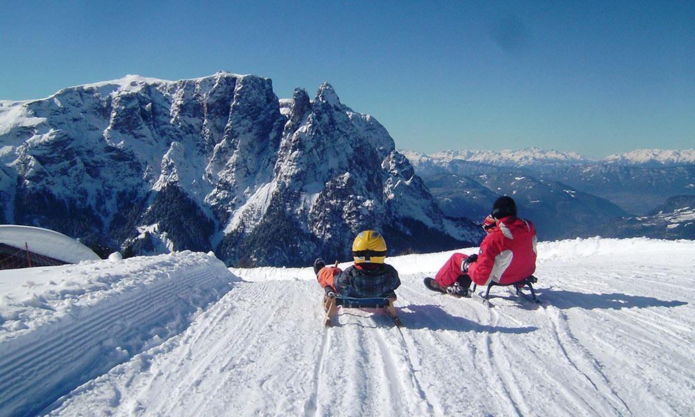 Winterurlaub in Kastelruth